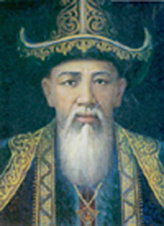 Сүйінбай Аронұлы